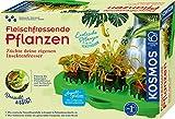 KOSMOS 632137 Fleischfressende Pflanzen, Insektenfresser selbst anpflanzen, Komplett-Set Anzucht-Station, Samen, Erde, Pipette, Experimentierkasten für Kinder ab 8 Jahren zu Garten, Biologie, Natur