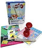 EDU-TOYS Kleiner Experimentierkasten Wind und Wetter für Kinder ab 5 Jahren