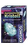 KOSMOS 659127 - Nachtleuchtender Kristall, Entdecke sein magisches Leuchten, Kristalle selbst züchten, Experimentierset für Kinder ab 10 Jahre