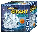 KOSMOS 645120 - Kristall GIGANT, Staune wie er wächst und wächst, Riesen Kristall selbst züchten für das Kinderzimmer, wird bis zu 10 cm groß, Experimentierkasten