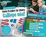Franzis 67034 Experimentierkasten Coole Projekte für deinen Calliope Mini