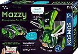 KOSMOS 620691 Mazzy - Dein smarter App-Roboter, Bauen, Programmieren und Spielen mit dem vielseitigen Roboter, Experimentierkasten für Kinder ab 8 - 12 Jahre, Roboter-Spielzeug