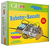 FRANZIS GEOlino Der Linien-Spürhund Roboter-Bausatz | Experimentieren für junge Forscher | Zusammenbau ohne Löten | Ab 10 Jahren: Baue und ... eigenen Roboter und schicke ihn auf Mission