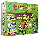 FRANZIS 67069 GEOlino Das digitale Mikroskop  überall mit dabei   Bis zu 500-fache Vergrößerung   Ab 8 Jahren