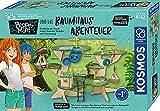 Kosmos 602369 Pepper Mint und das Baumhaus-Abenteuer, Erforsche spielerisch die Grundlagen der Physik, mit Flaschenzug, Seilbahn und Katapult, Experimentierkasten für Kinder ab 8 - 12 Jahre