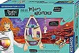 KOSMOS 606077 - Pepper Mint und das Mars-Abenteuer, Erforsche Magnete und ihre unsichtbaren Kräfte auf Peppers Weltraum-Mission zum Mars,Experimentierkasten für Kinder ab 8 bis 11 Jahre