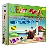 GEOlino 67079 GEOlino Der Vulkanausbruch | Bringe Deinen eigenen Vulkan zum Ausbruch | Ideal als Einstieg in die Chemie | Ab 8 Jahren
