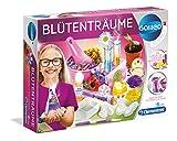 Clementoni 59006 Galileo Science – Blütenträume, Experimentierkasten zur Kräuter- & Pflanzenkunde, Versuche mit Natur und Kosmetik, Spielzeug für Kinder ab 8 Jahren