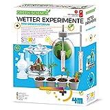 4M 68474 68474-Green Science-Wetter Experimente Spiel