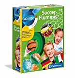 Clementoni 59219 Galileo Fun – Soccer Flummis, knallbunte Springbälle zum Selbermachen, sportliche Kickbälle, Experimentierkasten für Kinder ab 8 Jahren