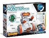 Clementoni 59158 Galileo Science – Mein Roboter MC 5.0, Robotik für kleine Ingenieure, Einstieg in die Elektronik, High-Tech Spielzeug, Programmieren lernen für Kinder ab 8 Jahren