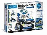 Clementoni 59122 Galileo Science – Coding Lab RoboMaker Starter, edukatives Robotik-Labor, Programmieren & Codieren, elektronisches Lernspiel, Spielzeug für Kinder ab 8 Jahren