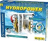 Thames & Kosmos, Renewable energy Themse & Kosmos 624811 Hydropower, Erneuerbare Science Kit, Bauen Sie Modelle, um die Energie des Wassers zu nutzen, 12 Experimente, ab 8 Jahren, mehrfarbig, Standard