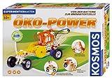 Kosmos 620615 Öko-Power - Von der Batterie zur Brennstoffzelle, Experimentierkasten für Kinder ab 10 Jahre