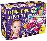 Lisciani Giochi–I 'm a Genius Labor der Lippenstifte lippenstifte