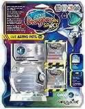 """Aqua Dragons 6001 Weltraumtiere""""-Basic-Aquarium Brüte die einzigen LEBENDEN Tiere aus, die wirklich in den Weltraum geschickt wurden, und züchte sie auf, Mehrfarbig"""