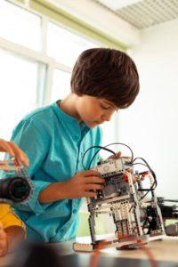 Experimentierkasten Roboter