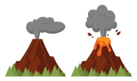 Vulkan Experimentierkasten