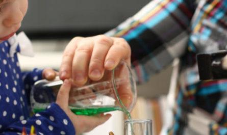 Chemie Baukasten Experimentierkasten
